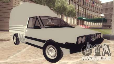FSO Polonez Mr89 Truck for GTA San Andreas