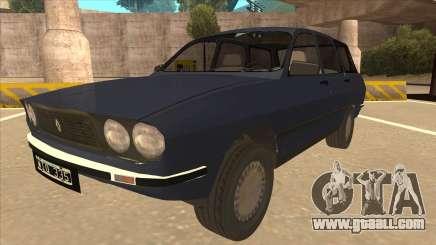 Renault 12 Break for GTA San Andreas