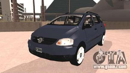 Volkswagen Suran for GTA San Andreas