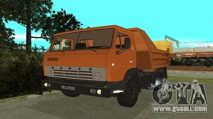 KAMAZ 53212 for GTA San Andreas