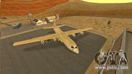 Hercules GTA V for GTA San Andreas