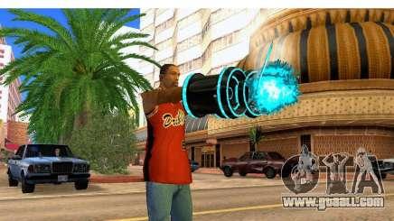 Blaster for GTA San Andreas