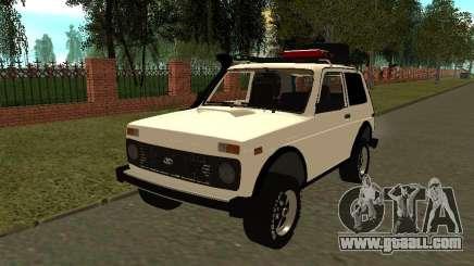 VAZ 21213 Niva for GTA San Andreas