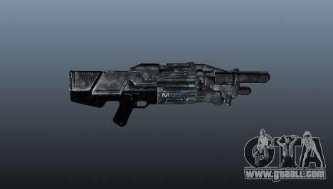 M99 Saber for GTA 4 third screenshot