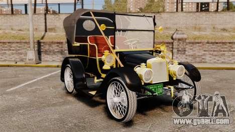 Vintage car 1910 for GTA 4