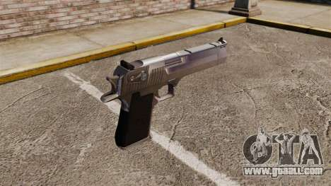 Desert Eagle Pistol for GTA 4 second screenshot