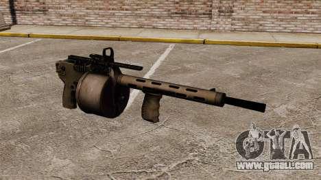 Shotgun Striker for GTA 4