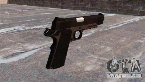 Semiautomatic pistols Kimber for GTA 4 second screenshot
