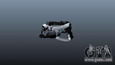 Gun M5 Phalanx for GTA 4