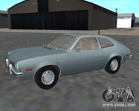 Ford Pinto 1973 for GTA San Andreas