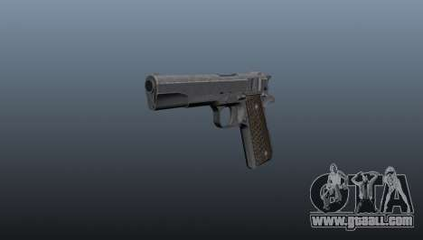 Pistol M1911 for GTA 4