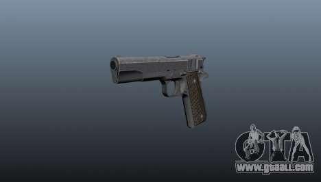 Pistol M1911 for GTA 4