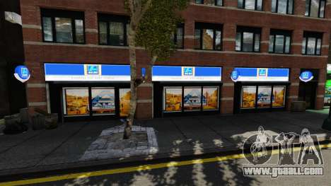 Aldi Stores for GTA 4