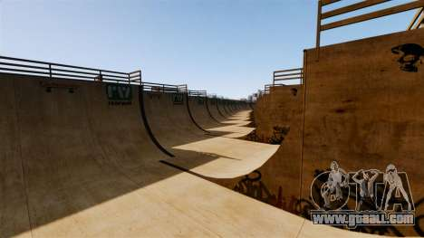 Mini Speedway for GTA 4 second screenshot