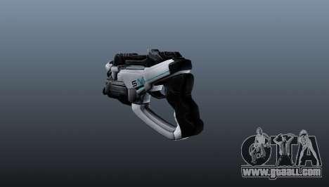 Gun M5 Phalanx for GTA 4 second screenshot