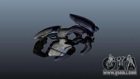 Geth Plasma for GTA 4 third screenshot