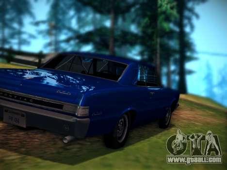 Playable ENB by Pablo Rosetti for GTA San Andreas third screenshot