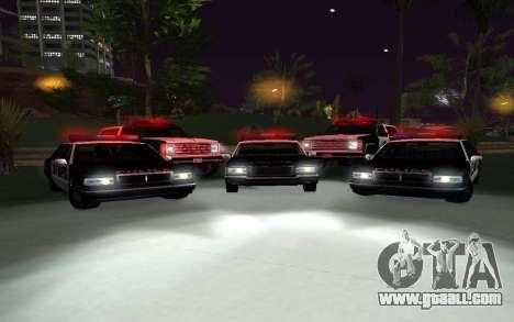 New Effects v1.0 for GTA San Andreas seventh screenshot
