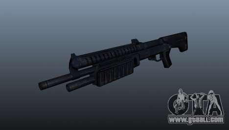 Halo 3 shotgun for GTA 4