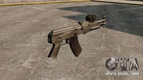 AK-47 Draco for GTA 4 second screenshot
