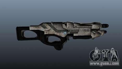 M-55 Argus for GTA 4 third screenshot