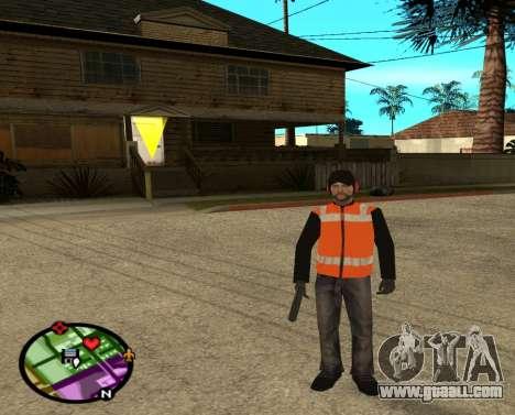 Builders for GTA San Andreas second screenshot