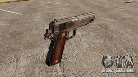 Colt M1911 pistol v4 for GTA 4 second screenshot