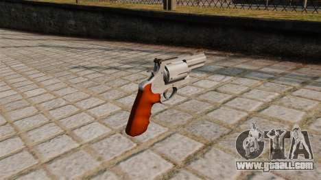 500ES S&W Magnum revolver. for GTA 4 second screenshot