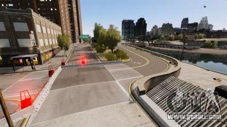 Liberty City Race Track for GTA 4 sixth screenshot