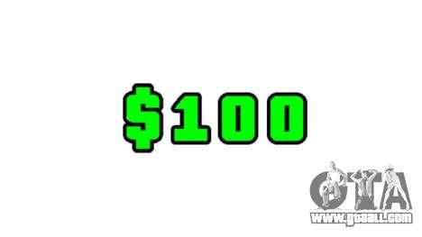 Green score of dollars for GTA 4