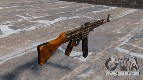 MP44 assault rifle for GTA 4 second screenshot