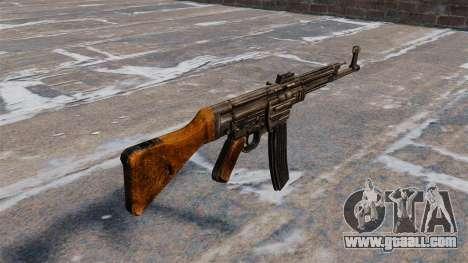 MP44 assault rifle for GTA 4 second screenshot