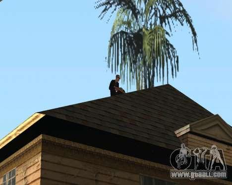 Home Guard CJ for GTA San Andreas