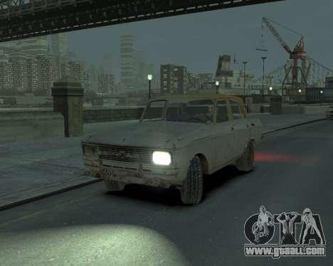 AZLK 2140 s. t. a. l. k. e. R for GTA 4