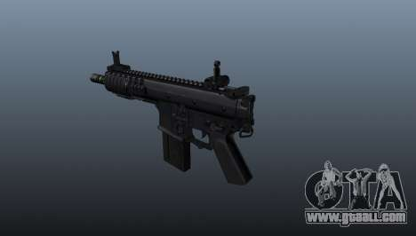 KAC PDW Rifle Shortstuff for GTA 4 second screenshot