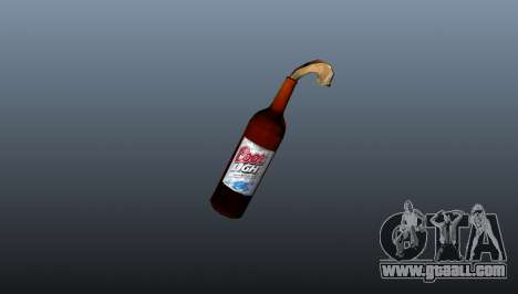 Molotov Cocktail-Coors Light- for GTA 4