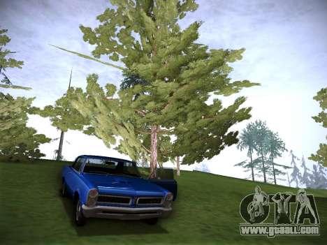 Playable ENB by Pablo Rosetti for GTA San Andreas forth screenshot