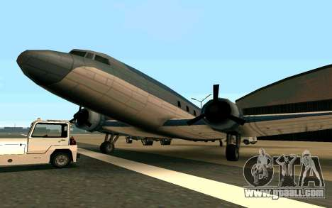 A United States aircraft for GTA San Andreas