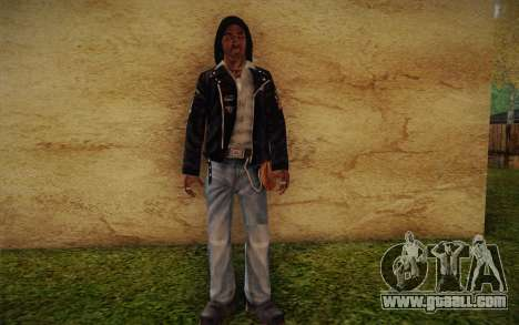 Biker Tommy from Prey for GTA San Andreas