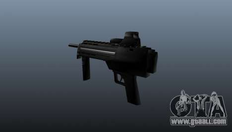 Submachine gun in half-life for GTA 4 second screenshot