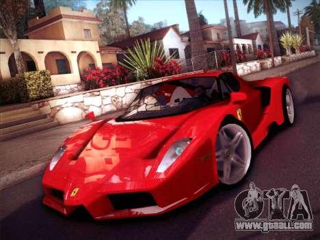 Ferrari Enzo 2003 for GTA San Andreas