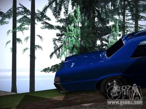 Playable ENB by Pablo Rosetti for GTA San Andreas fifth screenshot