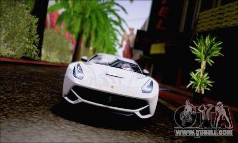 Ferrari F12 Berlinetta Horizon Wheels for GTA San Andreas