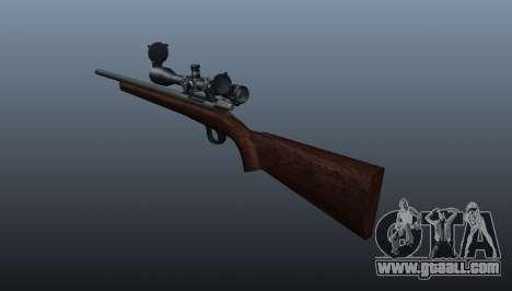 Sports sniper rifle Winchester Model 70 for GTA 4 second screenshot