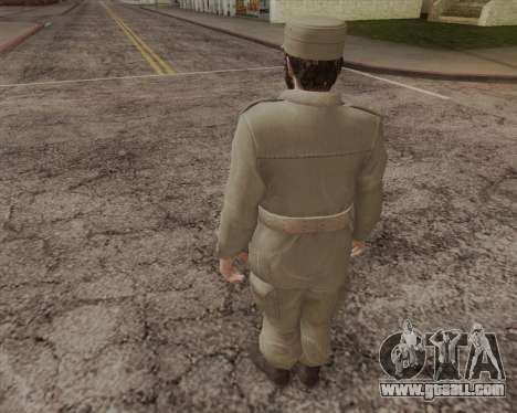 Fidel Castro for GTA San Andreas second screenshot