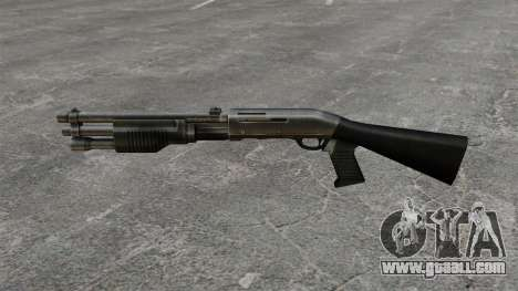 Benelli M3 Super 90 shotgun for GTA 4 third screenshot