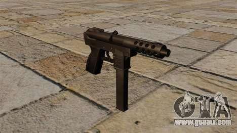 Intratec TEC-self-loading pistol DC9 for GTA 4