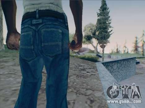 Battlefield 2142 Knife for GTA San Andreas third screenshot