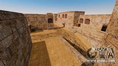 Location Of Counter-strike De_Dust2 for GTA 4 eighth screenshot