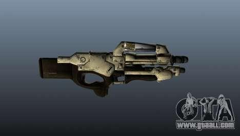 M-96 Mattock for GTA 4 third screenshot
